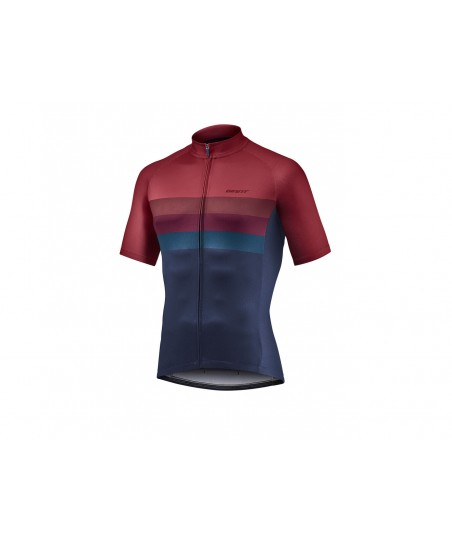 Giant Rival SS Jersey Red/Navy
