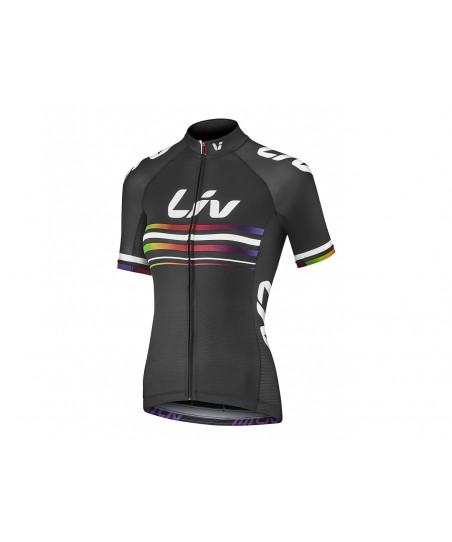 Liv Race Day Short Sleeve Jersey Black Limited Edition