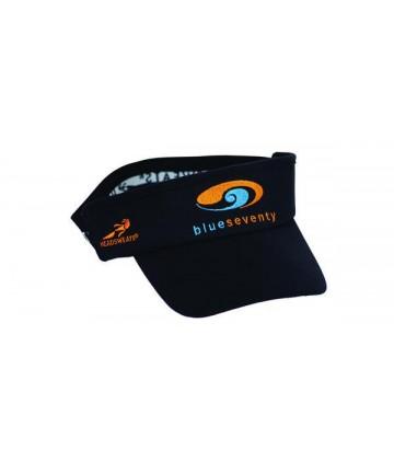 BlueSeventy Run Visor Black