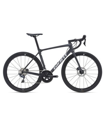Giant TCR Advanced 1+ Disc Pro Compact Ultegra Size Small 51/53 Gunmetal Black