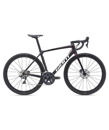 Giant TCR Advanced Pro 1 Disc Ultegra Size Extra Large 58 Rosewood/Carbon