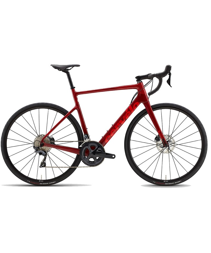 Cervelo Caledonia Ultegra Size Small 51 Maroon/Red
