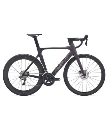 Giant Propel Advanced Pro 1 Disc Ultegra Size Medium/Large 55 Rosewood