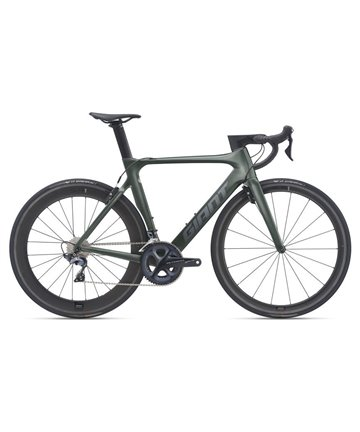 Giant Propel Advanced Pro 1 Ultegra Size Medium 54 Balsam Green