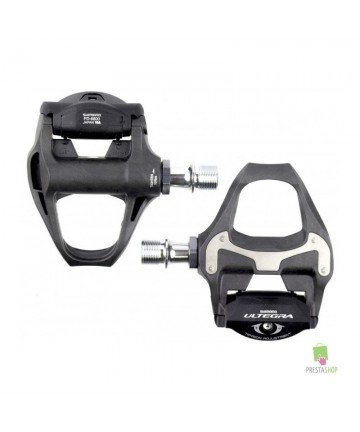 PEDAL. PD-6800. ULTEGRA. SPD-SL PEDAL. W/O REFLECTOR. W/CLEAT(SM-SH11). STD AXLE. IND.PACK
