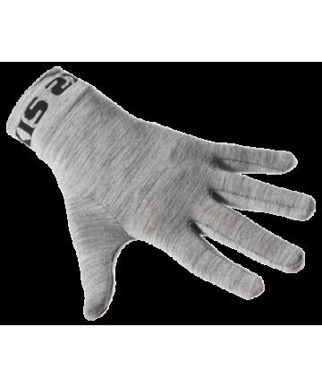 Six2 Gloves GLX Merinos Wool Grey size S/M