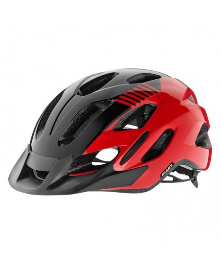 Giant Compel Gloss Red/Black Size 49-57 cm