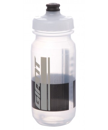 Giant Doublespring 600cc Water Bottle Transparent/Gray/Black