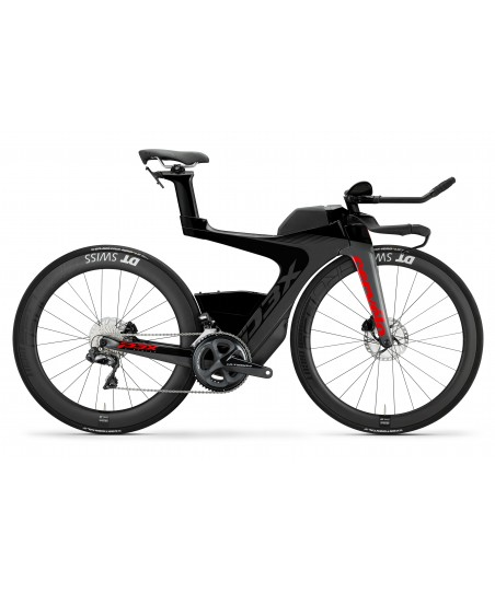 Cervelo P3X Disc Ultegra Di2 Graphite/Black/Red