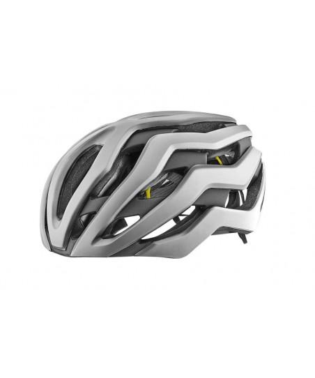 Giant Rev Pro MIPS Helmet Matte Silver