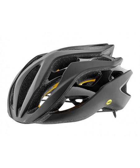 Giant Rev MIPS Helmet Matte Black/Gloss Black