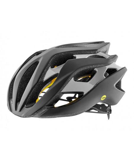 Giant Rev MIPS Helmet Matte Black/Gloss Silver