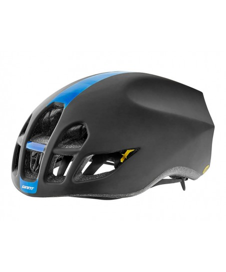 Giant Pursuit MIPS Helmet Matte Black/Blue