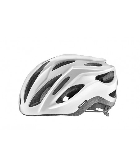 Giant Rev Comp Helmet Gloss Metallic White