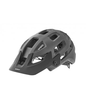 Giant Rail Helmet Matte Black