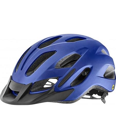 Giant Compel MIPS Helmet Matte Metallic Cobalt Blue